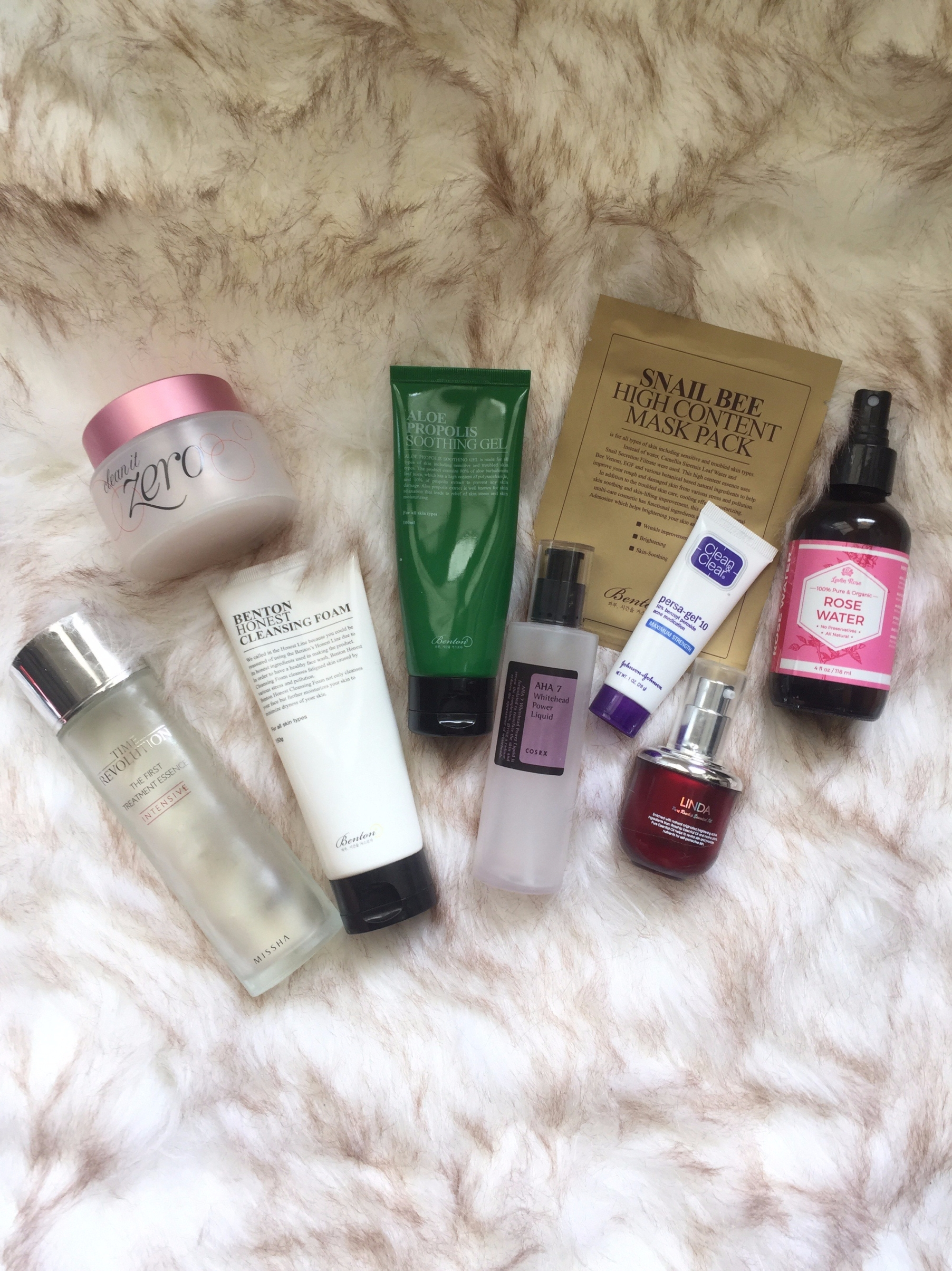 10 step k beauty routine