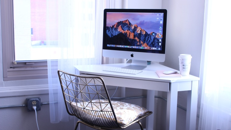 home office desk idea