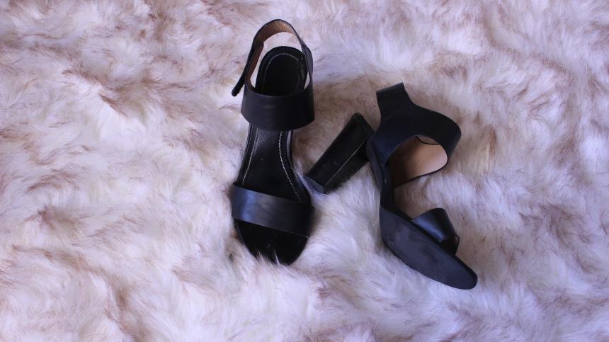 ootd daytime heels